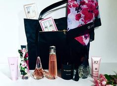 Parfums Givenchy week starts today. Win this spectacular package!