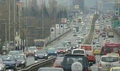 """Хаос на пътя! Верижна катастрофа задръсти """"Цариградско шосе"""""""