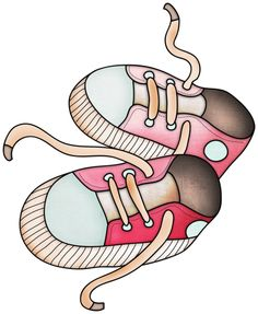 Put Shoes Away Clipart