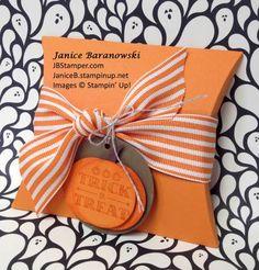 HalloweenPillowTreat, Pillow box die. JBStamper.com