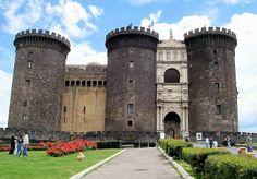 Neapel, Castello Maschio Angioino