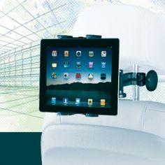 iGrip Tablet Gripper Headrest Autohalterung für iPad bei www. Ipad, Tablet Mount, Phone Mount, Samsung, Smartphone, Main Street, Phones, Autos, Slipcovers