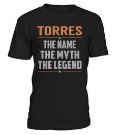 TORRES - The Name - The Myth - The Legend #Torres