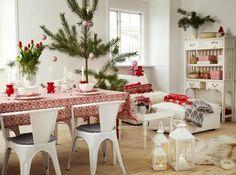 Scandinavian Christmas Dining   Decor Advisor