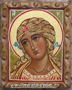 Illumination Art, Tempera, Religious Art, Virgin Mary, Fresco, Mona Lisa, Saints, Monograms, Mosaics