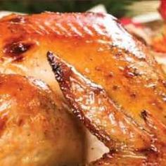 The Perfect Turkey Recipe