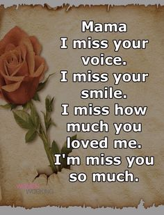 Mommy Quotes, Mother Quotes, Family Quotes, Wisdom Quotes, Words Quotes, Life Quotes, Sayings, In Loving Memory Quotes, Mom I Miss You