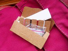 Mini sewing kit (so useful!)
