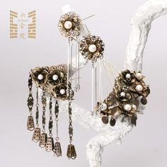 Hair pins and jewel set for Raziel