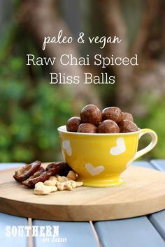 Simple healthy snacks recommendation to consider today. Please check this simple pinned image reference 8227157709 here. Lunch Box Recipes, Raw Food Recipes, Snack Recipes, Healthy Recipes, Dessert Recipes, Dairy Free, Grain Free, Gluten Free, Raw Balls
