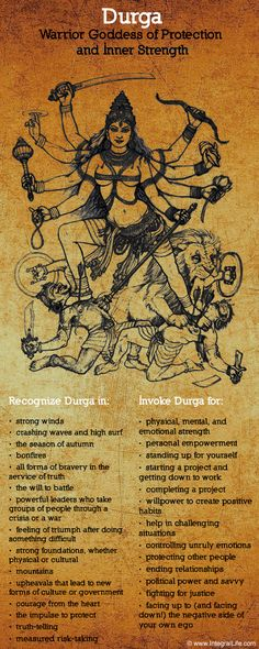 Mythology + Religion: Durga, Hindu Warrior Goddess of Protection and Inner Strength Wicca, Magick, 3 Chakra, Sacred Feminine, Hindu Deities, Hindu Art, Indian Gods, Indian Art, Lord Shiva
