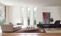 Ventanas alargadas.Muebles y Decoración de Interiores: Ideas de Modernas Ventanas para la Casa
