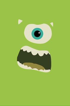 MIKE WAZOWSKI BOO MONSTERS INC