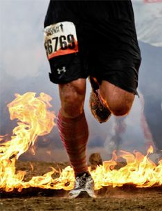 Tough Mudders and other obstacle style races are quickly becoming a new challenge runners are taking on to break the monotony of normal training. Here's how to train for an obstacle style race without sacrificing your long-term running goals: http://runnersconnect.net/running-training-articles/training-for-a-tough-mudder/