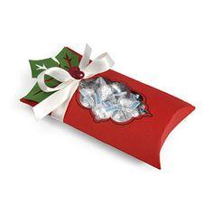 Christmas Pillow Box