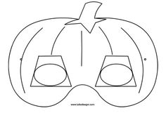 - For Halloween Dulceros Halloween, Mascaras Halloween, Halloween Crafts For Kids, Halloween Activities, Fall Crafts For Toddlers, Toddler Crafts, Preschool Crafts, Halloween Templates, Outdoor Fun For Kids