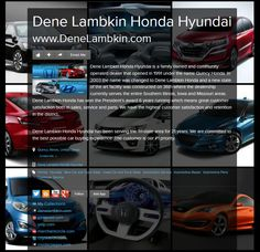 Visit our About.me page at http://about.me/denelambkinhondahyundai