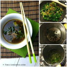 La zuppa di miso ricetta della salute è uno dei più conosciuti piatti macrobiotici. Ricca di vitamine, sali minerali si prepara in un attimo
