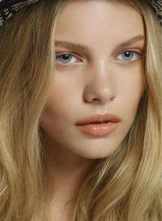 Marloes Horst #fresh #natural #makeup