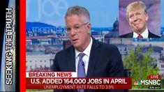 MSNBC Predicts Trump 'Landslide' for 2020 Election