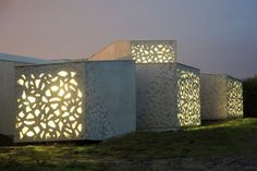 15 Must-See Buildings With Unique Perforated Architectural Façades (Skins)_ 13 Lille Modern Art Museum in France 3
