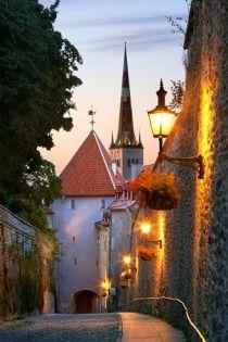 Enlaces sobre Estonia, Tallinn, San Petersburgo y Moscú
