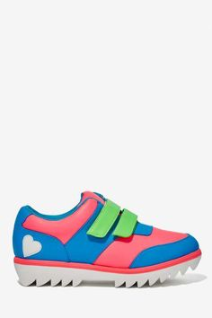 Privileged Jock Velcro Sneaker - What's New