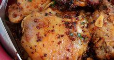 Idée recette express et savoureuse : le poulet à la moutarde