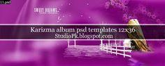 Karizma Album Background 12x36 Psd Templates Download