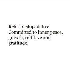 Commited to self-love, growth, healing and gratitude The Words, Note To Self, Self Love, Affirmations, Best Quotes, Love Quotes, Words Quotes, Sayings, Quotes Images