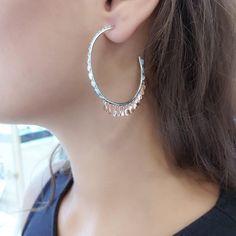 Δημοσίευση στο Instagram από @armeni_jewellery.gr • 21 Σεπ, 2018 στις 8:54 πμ UTC 21st, Hoop Earrings, Jewellery, Instagram Posts, Ideas, Fashion, Moda, Jewels, Jewelry Shop