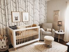 17 Adorable DIY Ideas for Your Woodland Nursery Dreaming of a nursery full of woodland wonder? This roundup of cute and clever DIY nursery ideas will drive you and your little one wild!