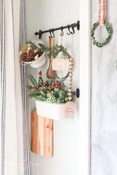 Christmas Kitchen 2018 & Christmas Home Tours