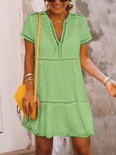 Boho Dresses Page 9 Boho Floral Dress, Tribal Dress, Lace Dress, Plus Size Maxi Dresses, Short Sleeve Dresses, Online Shopping, Bohemian Mode, Dresser, Tie Dye Dress