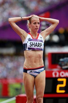 Lynsey Sharp - 800 metres.