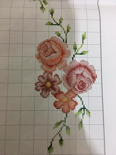 1 million+ Stunning Free Images to Use Anywhere Cross Stitch Rose, Cross Stitch Borders, Cross Stitch Flowers, Cross Stitch Embroidery, Cross Stitch Patterns, Easy Crochet Patterns, Sewing Patterns, Free To Use Images, Yarn Shop
