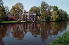 Buitenhuizen 17e en 18e eeuw     Rijk wonen buiten de stad