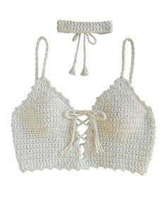 Resultado de imagen para crop top crochet