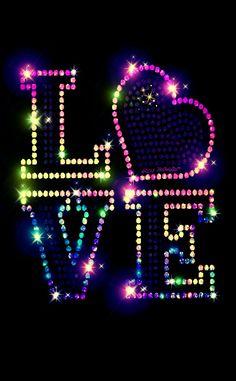 Valentine's Day Love galaxy wallpaper I created for the app CocoPPa! Unicornios Wallpaper, Glitter Wallpaper, Heart Wallpaper, Galaxy Wallpaper, Cute Wallpaper Backgrounds, Wallpaper Iphone Cute, Pretty Wallpapers, Cellphone Wallpaper, Valentine Day Love