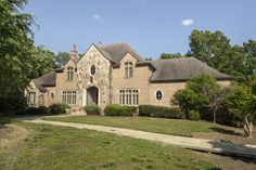Stunning, 5 BR, 5 full 3 half BA, brick and stone home on 41.53+/- acres. The home offers LR, DR, family room, study, main level master suite, media room, rec room, exercise room, breakfast room, gourmet kitchen, bonus room, mud room, 4 FP's, amazing finishes, specialty ceilings, arches, crown molding, plantation shutters, hardwoods, lots of built-ins, a detached, 4 bay garage with room for up to 8 cars, and a separate guest apartment. All this in a location only 20 minutes to downtown.
