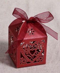 Indian Ganesh Wedding Favour Box