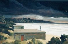 Why Rick Amor, painter of the metaphysical, would be a great sci-fi cover artist