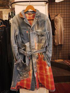 kvatek: Kapital Kountry jacket at Duffle store… Ebisu