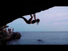 Climbing, Natalija Gros - Le Tango Vertical