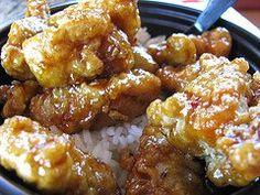 Panda Express Recipes - Orange Chicken