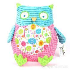 Lovely large owl soft toy - $35.95
