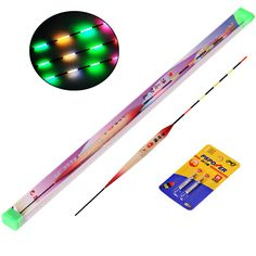 Sougayilang LED Fishing Float  Electric Float Light + Battery Deep Water Float Fishing Tackle 3pcs/set Bobber Fishing Gear -  http://mixre.com/sougayilang-led-fishing-float-electric-float-light-battery-deep-water-float-fishing-tackle-3pcsset-bobber-fishing-gear/  #FishingFloat