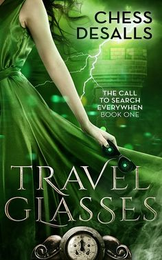 This is the new Travel Glasses #ebook cover!