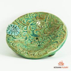Übersicht Seifenschalen - Keramik-Fleury - Keramik für Haus und Garten