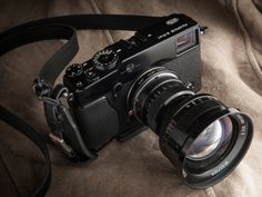FUJIFILM X-Pro1 + Cooke Speed Panchro 25mm F1.8 SER II